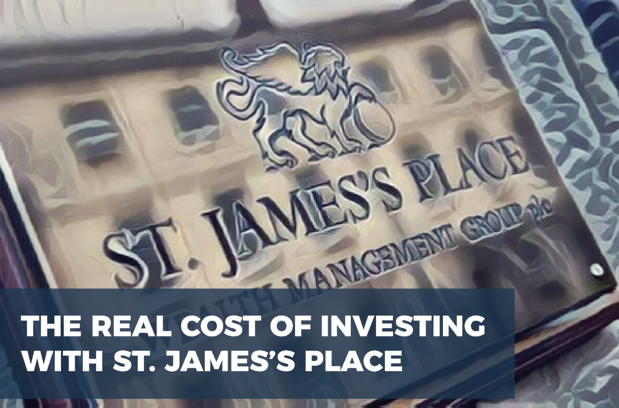 Cost of investing with St. James's Place (SJP)
