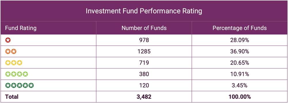 Investment Fund Performance