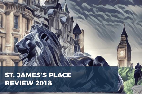 St. James's Place review 2018 (SJP)