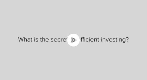 secret to investing