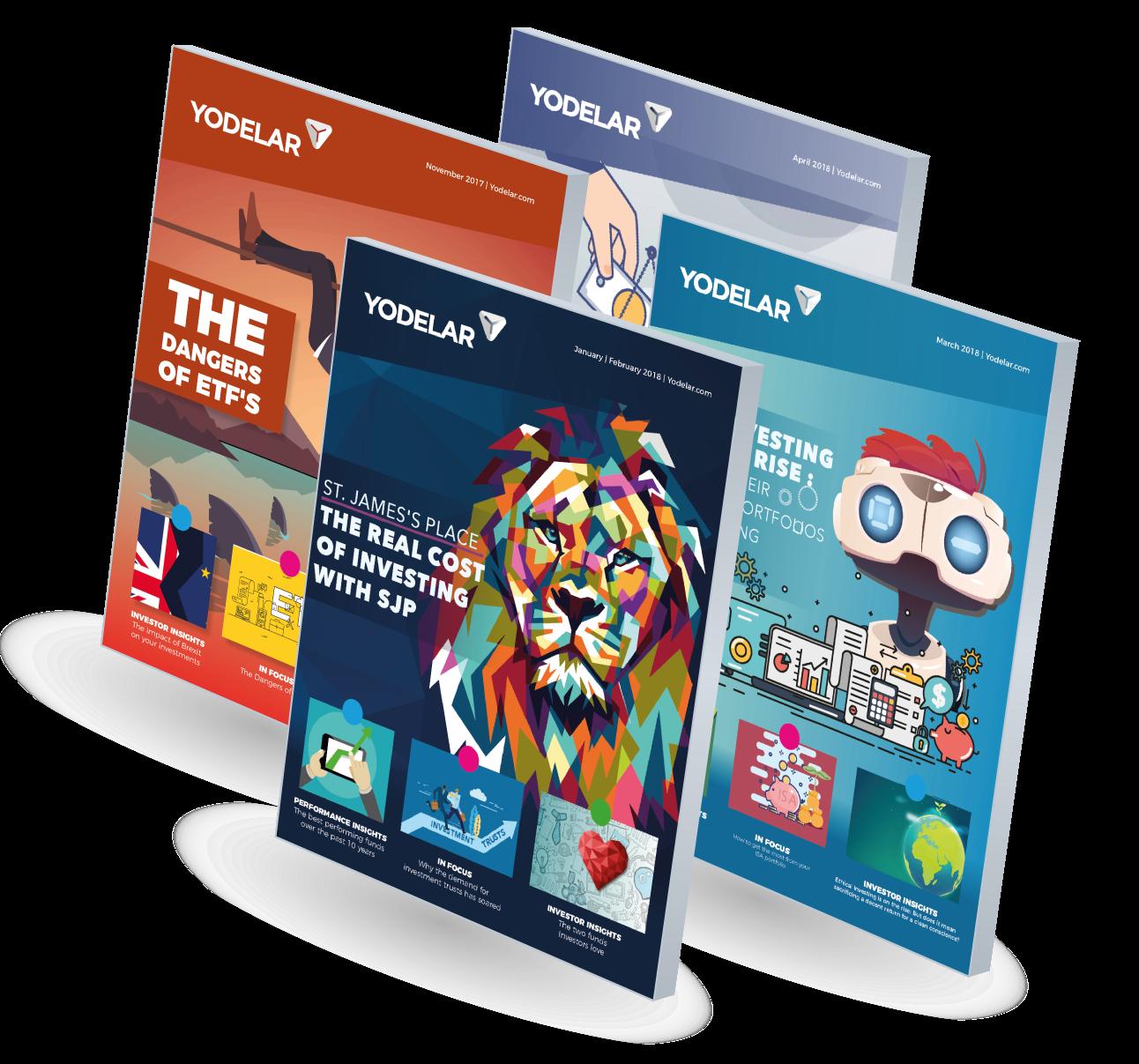 Yodelar Investor Magazine